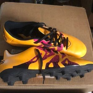Men's Adidas Soccer Cleats Size 10